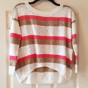 Sogi High-Low Sweater
